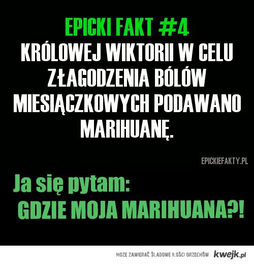 marihuana dla wiktorii