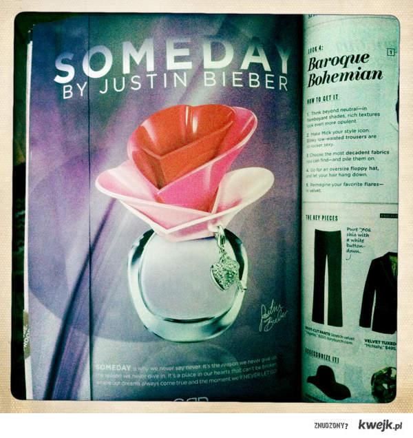 Perfumy Bieber'a