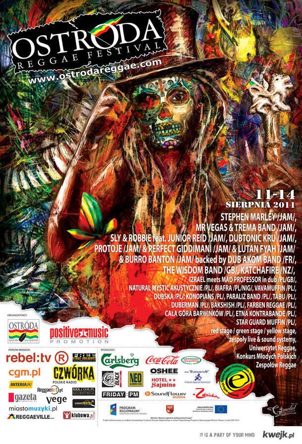 ostroda reggae festiwal