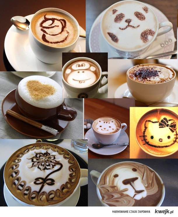 kocham cappuccino