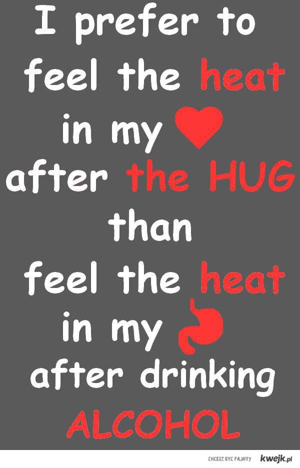 Hug is better