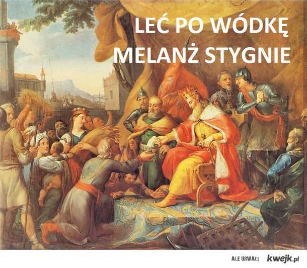 KazimierzWielkiNadajePrzywilejWłościanom