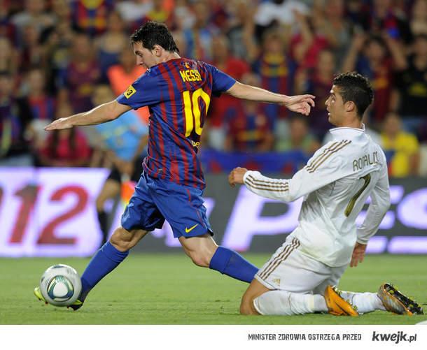 Messi vs CR