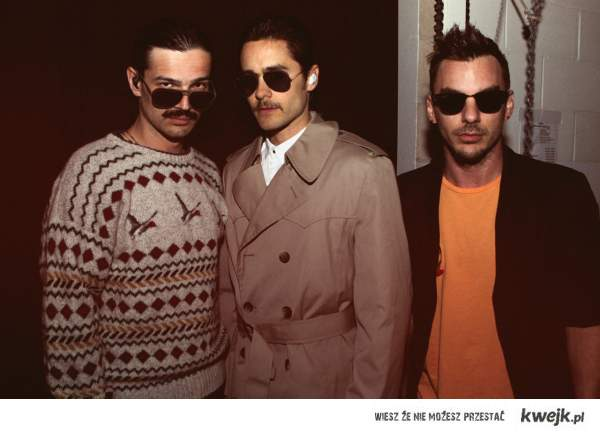 30 SECONDS TO MARS! <3