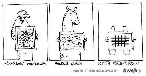 walenie konia