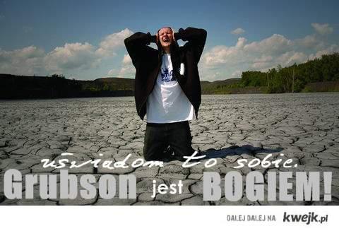 Grubson.<3