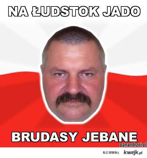 NA ŁUDSTOK JADO