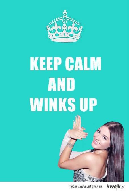 Keep calm . . . Honey