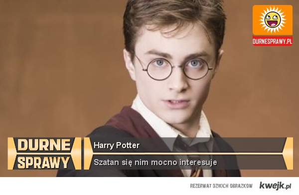 Harry Potter trudne sprawy