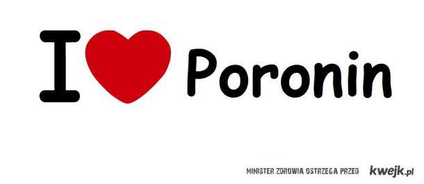 Poronin