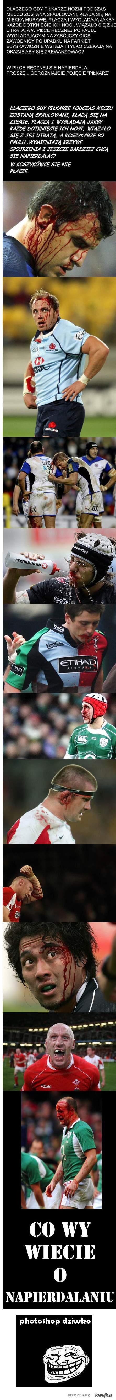rugby dziwko