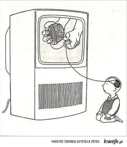 TV robi nam z głowy JAJO