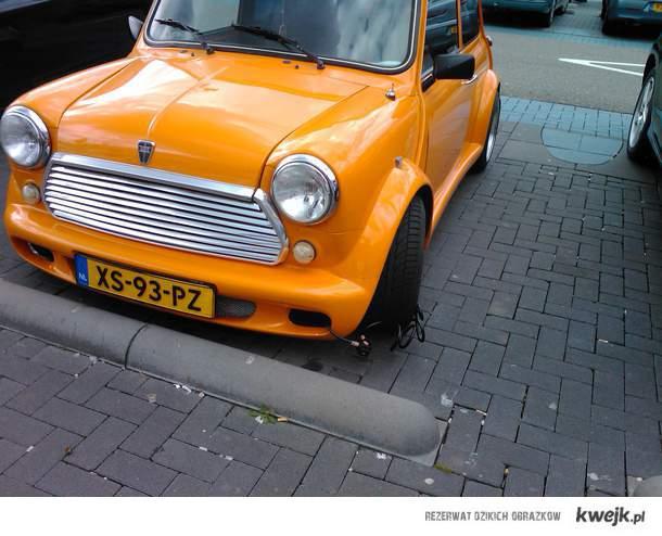 Pomysłowość holenderskich kierowców