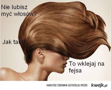 Włosy,nasze włosy