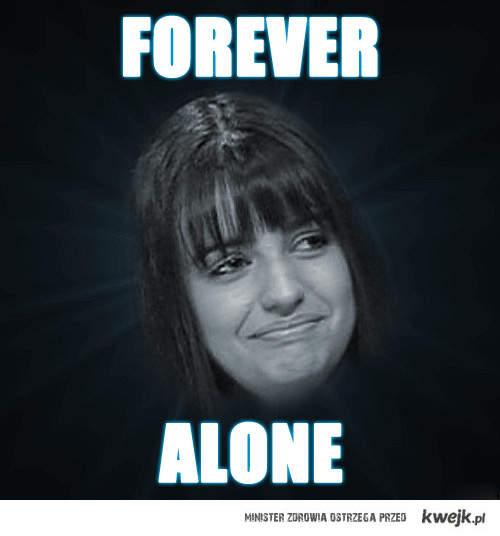 Rebecca Black Alone