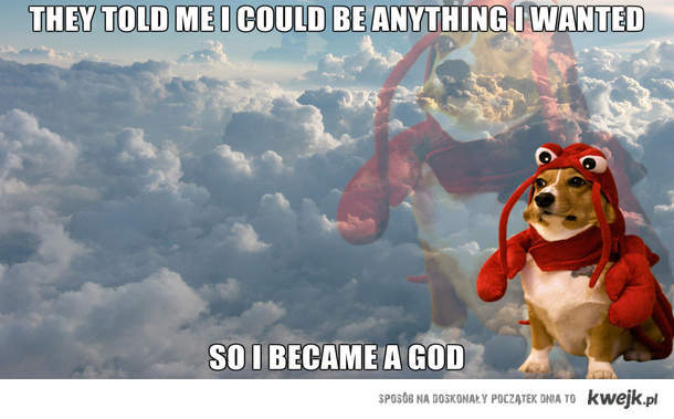 be god