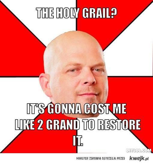 Pawn Stars Rick Harisson meme