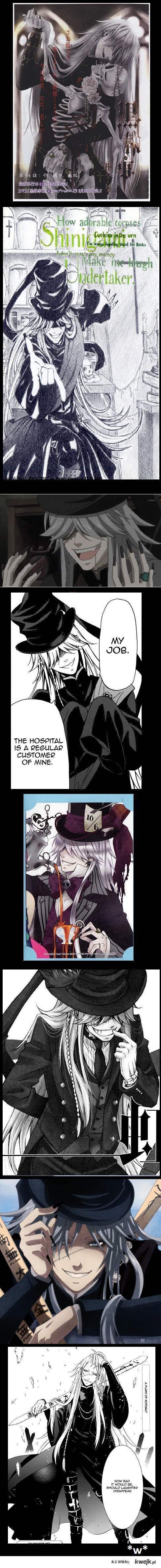Kuroshitsuji- Undertaker