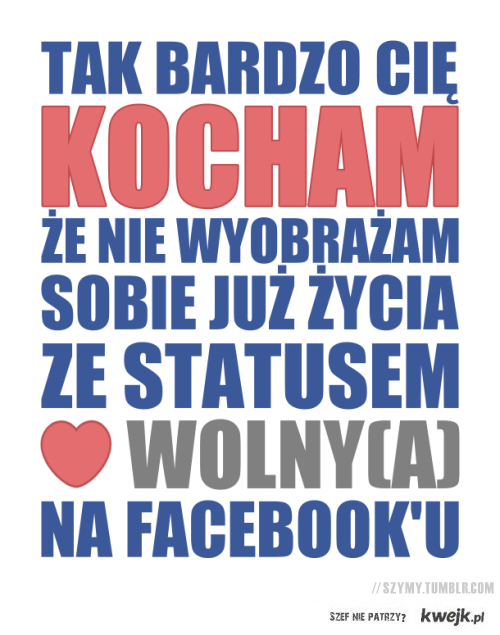 kochamCie