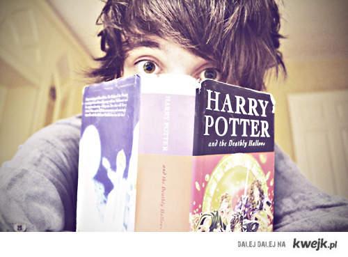 ciacho z Harrym Potterem < 3