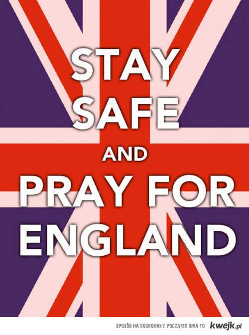 Pray for London