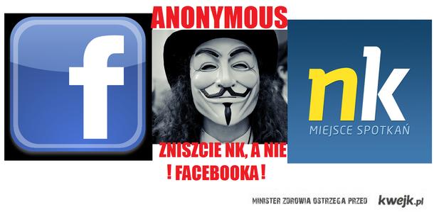 Zamiast Facebooka weźcie NK..