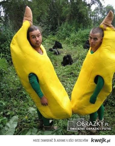 Każdy zna kogoś kto lubi banany <3