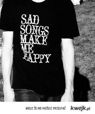 sad song.