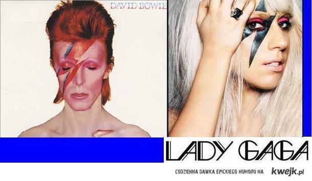 Nadal uważacie, że Gaga jest oryginalna? (zainspirowane innym kwejkiem)