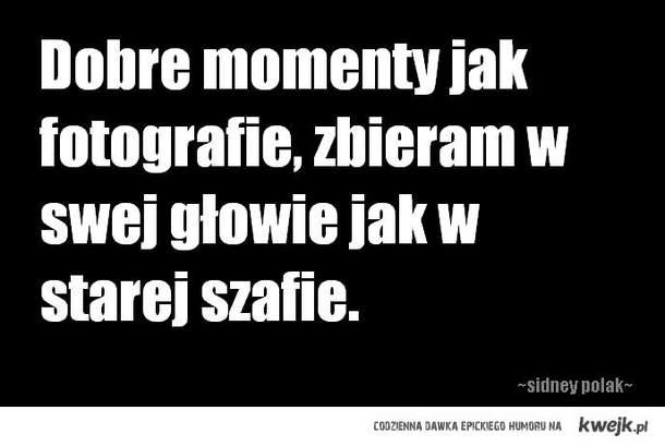 DOBRE MOMENTY