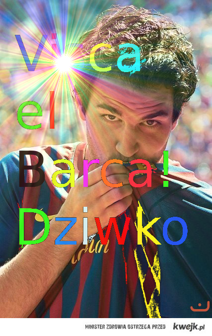FC Barcelona! I ♥ football!
