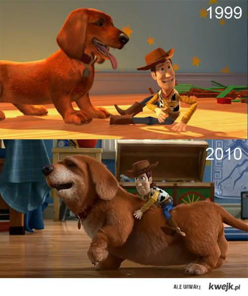 toy story-dog change