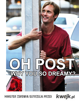 oh post