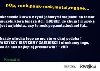 muzyka!xD