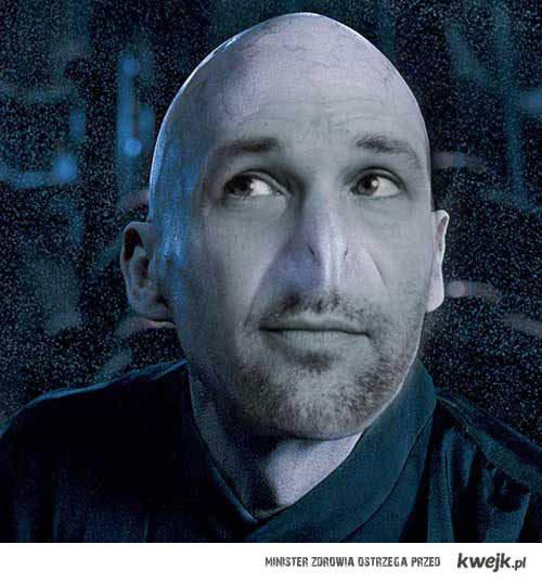 Voldemort actor