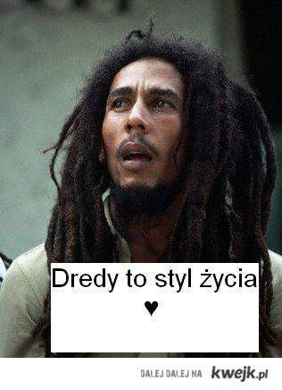 dredy ♥