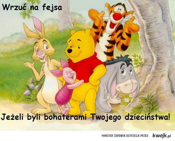 Kubuś i przyjaciele :)
