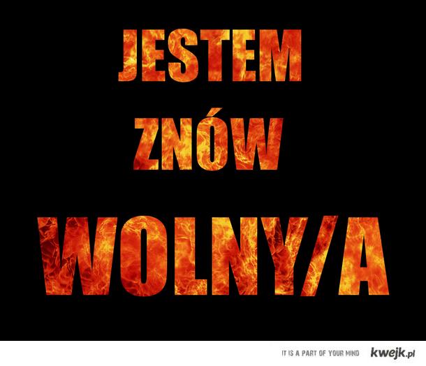 Wolny/a