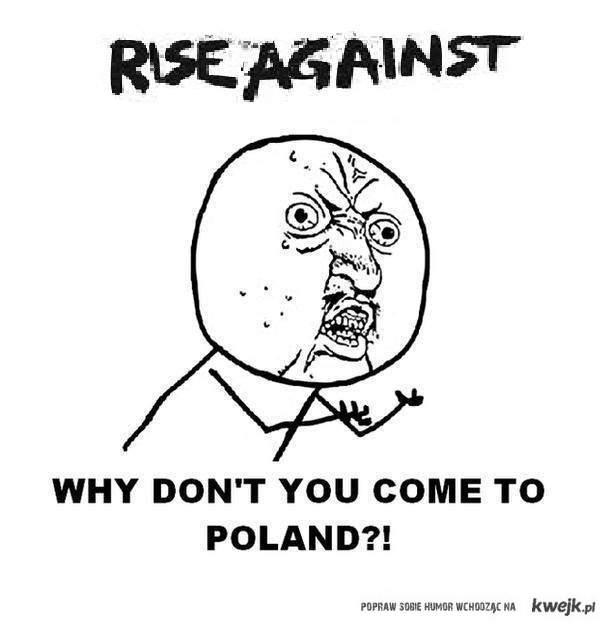 Rise Against!!