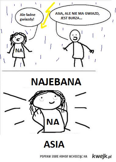 Najebana Asia