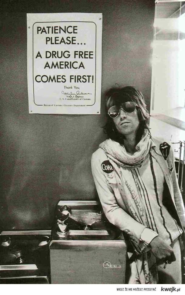 Drug free America.