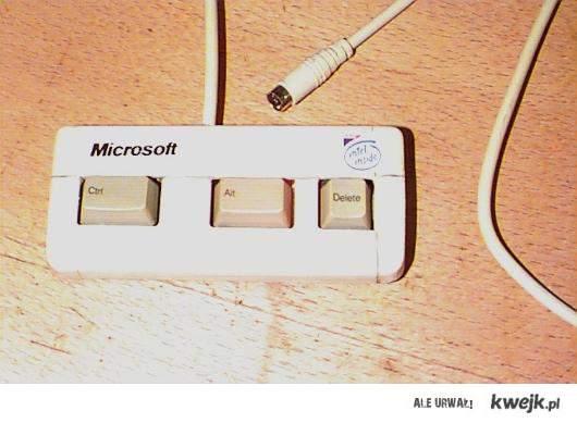 The New Microsoft Keyboard