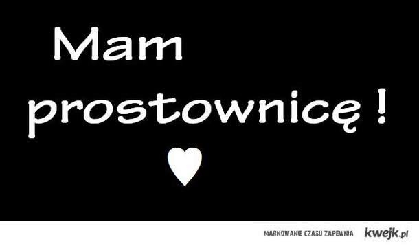 prostownica♥