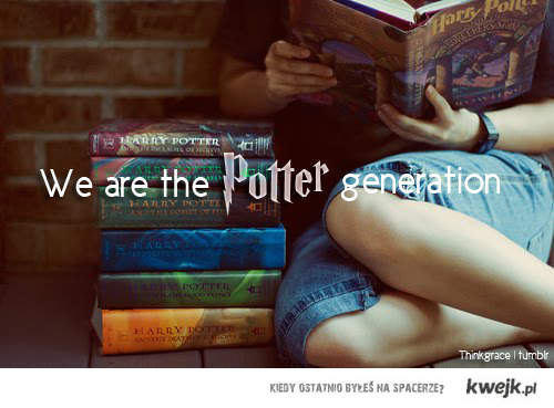 Potter Generation
