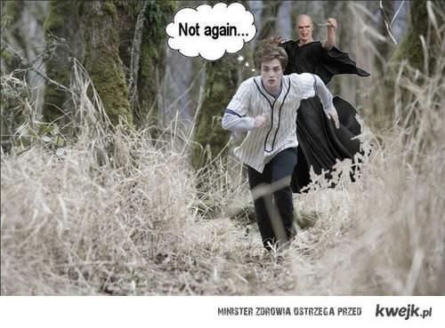 run edward, run!