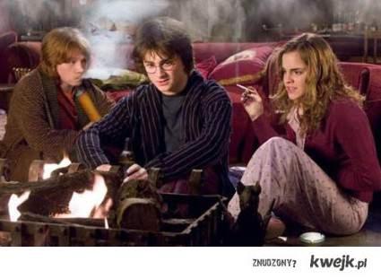 Harry Potter Historia Prawdziwa