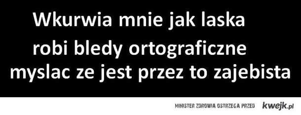 Bledy :/