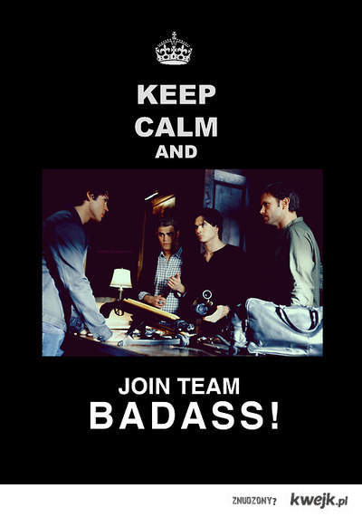join team badass!