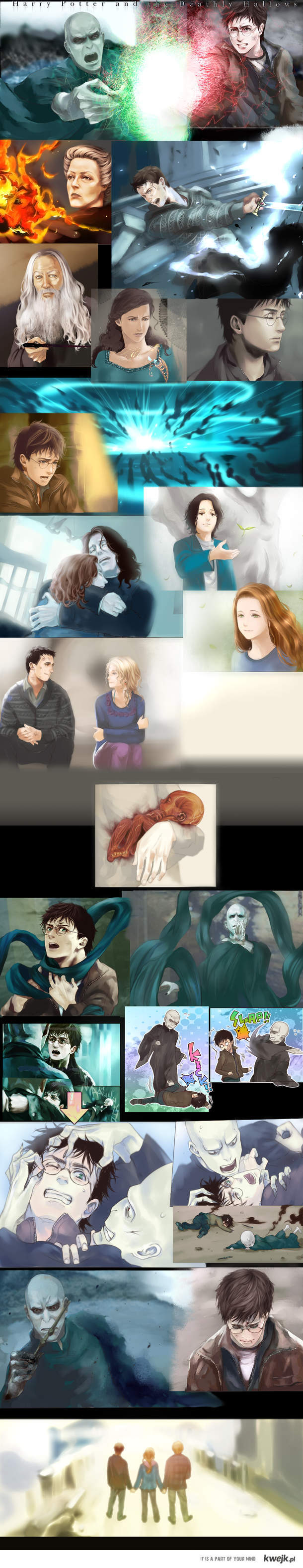 hp and deathly hallows