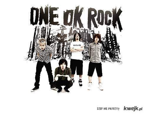 One ok rock <3